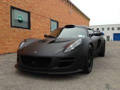 FS 2011 Lotus Exige Final Edition - Matte Black 180 Miles - LotusTalk - The Lotus Cars Community