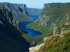 World's Best Hikes, Trails -- National Geographic Long Range Traverse, Newfoundland, Canada Western Brook Pond to Gros Morne Mountain Places Around The World, Oh The Places You'll Go, Places To Travel, Around The Worlds, Newfoundland Canada, Newfoundland And Labrador, National Geographic, Gros Morne, 7 Natural Wonders