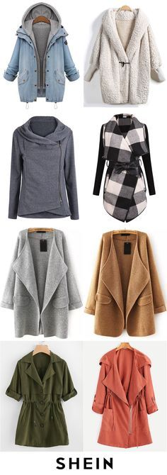 23 Casual Coat For Ending Your Winter - Global Outfit Experts Look Fashion, Korean Fashion, Fashion Outfits, Fashion Trends, Girl Fashion, Plaid Fashion, Dress Fashion, Fashion Jobs, 80s Fashion