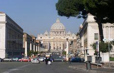 St.Peters Basilica #Rome #Italy #Mediterranean #Cruise