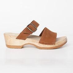 2 Strap Sandal Clogs - Sven Style # 8213