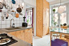 Gulnad plywood