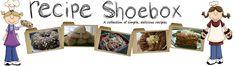 Recipe Shoebox