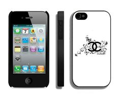Cheap Chanel iPhone 4/4S Case - $35.49..I like it,so cool