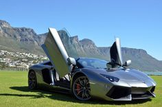 We have a selection of Lamborghini's to choose from. Hire the Lamborghini Aventador LP700 -4 Roadster. View our Lamborghini Rental page for pictures.