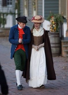 Colonial Williamsburg ~ BFD