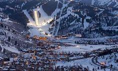 Access - Ski Utah - Skiing & Snowboarding Vacations