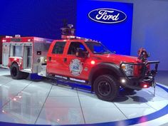 Ford Fire truck may not be lifted but dayum Cool Trucks, Big Trucks, Lifted Trucks, Pickup Trucks, Fire Dept, Fire Department, Ambulance, Brush Truck, Cool Fire