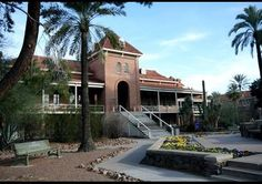 """""""Old Main"""" - Univ of Arizona, Tucson, AZ ~~~~ Beautiful campus....my husband and I went with our daughter and son-in-law to move our grandson here for college."""