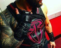 Roman Reigns on #RAW #WWE