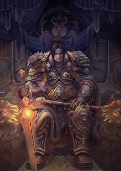 [blizz-art.com] Illustration des mondes de blizzard.