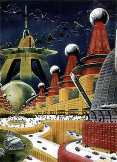 City of the future.