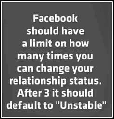 Discovered by Swoopify Funny Stuff. Find images and videos about funny, quote and lol on We Heart It - the app to get lost in what you love. Facebook Humor, Facebook Quotes, Facebook Status, For Facebook, Fb Status, Facebook Drama, Latest Facebook, Facebook Jail, Anti Facebook