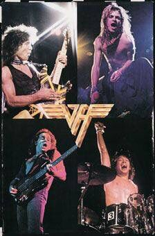 Van Halen ❤️ this picture!!!