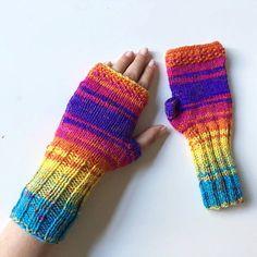Mittens Knit Fingerless gloves Knitted Fingerless Mittens