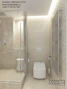 Koupelna. Navrh interieru.  Architect: IRINA  RICHTER INSIDE-STUDIO PRAGUE