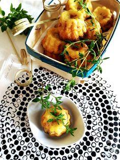 Cannelés salés à la Dolce Vita / Graine de faim kely Menu, Chicken, Greedy People, Kitchens, Menu Board Design, Cubs