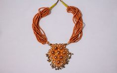 #statement #headpiece #statementheadpiece #beautiful #eyecatcher #etsy #shop #kaurcollections #kaur #collections #indian #orange #indianjewelry #jewelry #beads