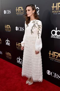 Keira Knightley Photos - 18th Annual Hollywood Film Awards — Part 2 - Zimbio
