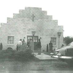 A Jackson Street church in Greenville, Ohio.