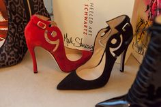 Mark Schwartz shoe designer and Artist sells his unique paintings of shoes online. Shoe Cupboard, Stiletto Heels, High Heels, Shoe Sketches, Rhinestone Sandals, Shoe Art, Designer Heels, Painted Shoes, Red Shoes