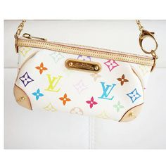 Tip: Louis Vuitton Small leather good (Multicolored)