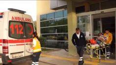 06.Başkent Haber: Ankara Çubuk'ta Kaza Sonrası Kavga: 6 Yaralı