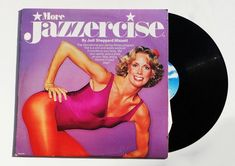 Who wouldn't want more Jazzercise?