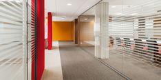 RG Glass wall - Bene Office Furniture