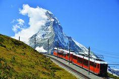 Beautiful Zermatt Switzerland