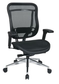 Husky Office  Big   Tall 400 Lb High Back Mesh Office Chair with Adjustable  Lumbar Support   Big and Tall Executive Chairs   Pinterest   Big   tall   Husky Office  Big   Tall 400 Lb High Back Mesh Office Chair with  . See Through Office Chairs. Home Design Ideas