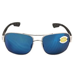 Costa Del Mar Cocos Sunglasses Palladium Blue Mirror Lens * To view further for this item, visit the image link. (This is an affiliate link) Sports Sunglasses, Sunglasses Women, Palladium Blue, Brand Name Watches, Blue Mirrors, Women Brands, Watch Sale, Coco, Eyewear