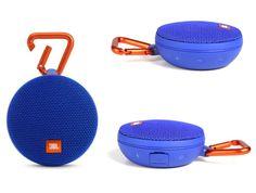 Compact JBL 2 Clip speaker