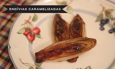 os Achados | Comida | Receitas | Endívia caramelizada