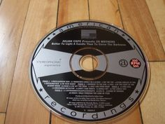 JULIAN COPE Presents 20 Mothers CD Only No Cover Insert Or Jewel Case 1995