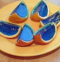 How to Make Orange Peel Jello Shots