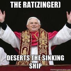 The Last Pope: Conspiracy theories surround the resignation of pope Benedict XVI