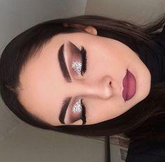 Makeup On Fleek, The Wiz, Beauty Make Up, Brows, Dark Brown, Chocolate, Heels, Instagram 2017, Jewelry