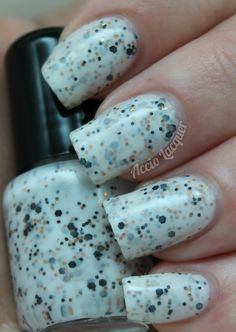 Accio Lacquer: Model City Polish Cookies and Milk