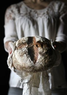 fresh baked bread is a beautiful thing.