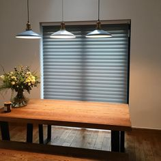 The Silouette blind - 'superbly stylish' - take the harshest sunlight and smoothly transform it into softly diffused light creating beautiful calm light effects . . . #luxaflex #blinds #bespoke #madetomeasure #kitchendesign #windowdressers #windowdressing #interiorlovers #interiordesign #london #essex #happymonday