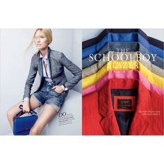 J.Crew browse catalog - FEBRUARY 2012 - Pages 52-53 ($8.95) ❤ liked on Polyvore