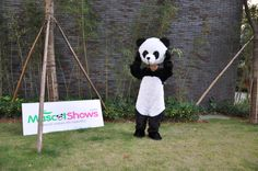 Panda mascot costume is one of the most popular items among buyers. Panda is a cute and honest animal which is called national treasure of China. If you are interested in Panda mascot costume pls visit www.mascotshows.com.