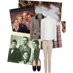 """Trans-Europe Express"" by kate-dep-dep on Polyvore #kraftwerk #music #europe #vintage #tomboy"