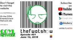 The FWOT Show - June 12, 2018
