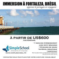 #aprendaviajando #simpleiscool #simpleschool #imersãofortaleza