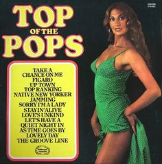 Tracks: Side 1 Take A Chance On Me Originally a hit for Abba Lovely Day Originally a hit for Bill Withers Uptown Top Ranking Originally a hit for Althia And Donna Native New Yorker. Lps, Old Records, Vinyl Records, Nostalgic Music, Pop Albums, Cool Album Covers, Roxy Music, Pochette Album, Pop Hits