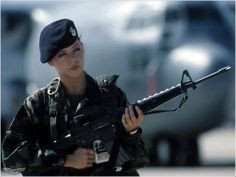 When I joined the USAF Security Police in 1979, women could only serve in the LE section (Law Enforcement) not the SS, (Security Specialists).