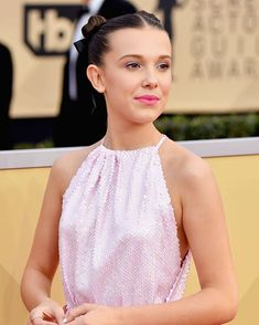 Millie at the 2018 SAG Awards!