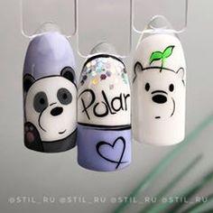 #подборка_stil_ru 🔚🔚 Как Вам подборочка? 👍🏻или👎🏻 . . #идеиманикюра#ногтимк #мкногти#дизайнногтей#идеиманикюра #медведьнаногтях#гельлакдизайн #маникюраидное#гельлаквидное #ногтивидное #nails#instanails Cute Nails, Pretty Nails, Kawaii Nails, Unicorn Nails, Disney Nails, Best Acrylic Nails, Dream Nails, Nail Art Hacks, Cute Nail Designs